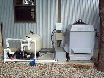 Hybrid Geothermal Water Cooled Heating And Air
